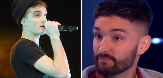 Tributes flood in for Tom Parker who 'couldn't get out of bed' after cancer diagnosis