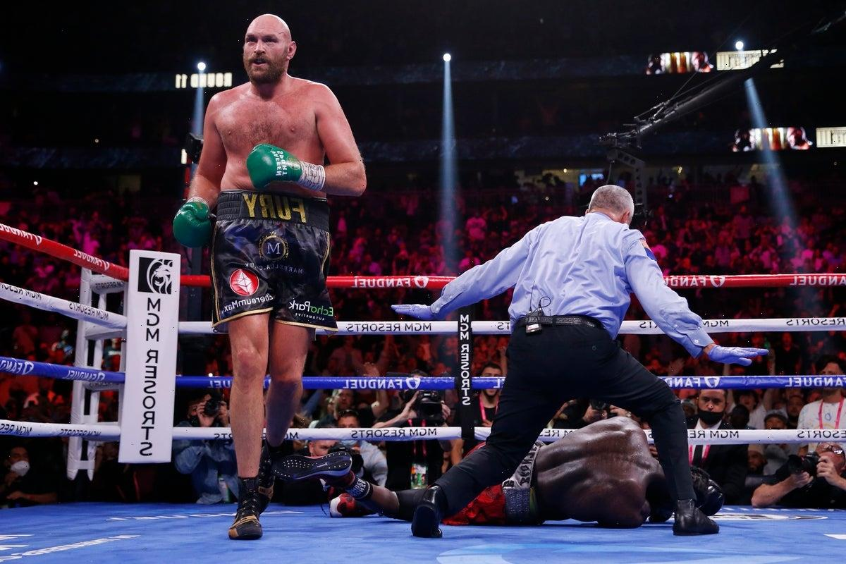 Tyson Fury declares himself the best in his era after beating Deontay Wilder