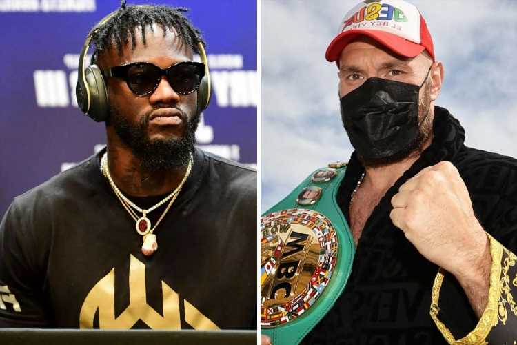 Tyson Fury vs Deontay Wilder 3 live stream and on TV – how to watch fight online