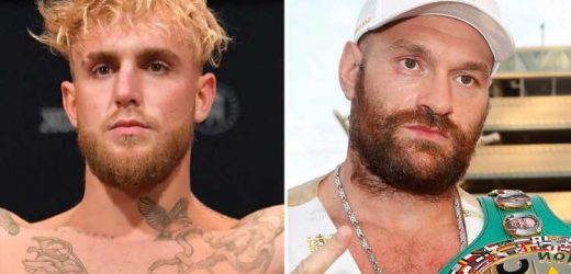 Tyson Fury will change brother Tommy's NAME if he loses to Jake Paul as Gypsy King demands fight contract is signed