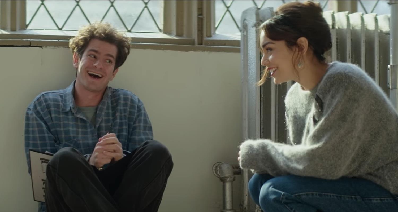 Vanessa Hudgens & Andrew Garfield Star In 'tick, tick…BOOM!' Trailer & New Photos