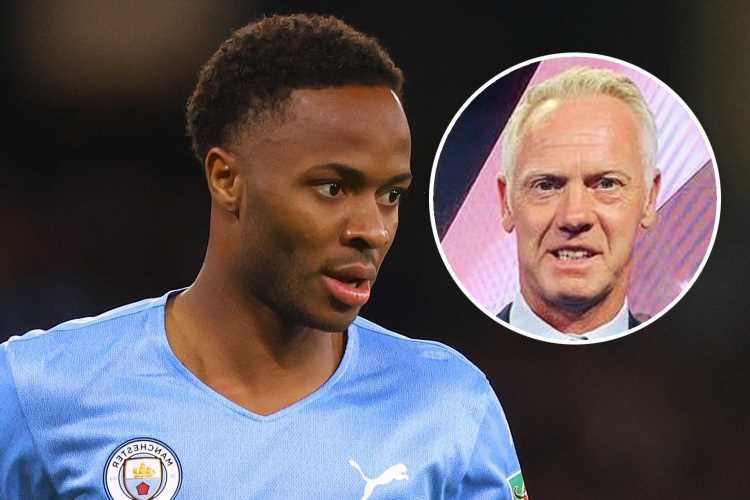 Warren Barton urges Newcastle to 'strike while iron's hot' and sign Raheem Sterling because 'he's not happy at Man City'