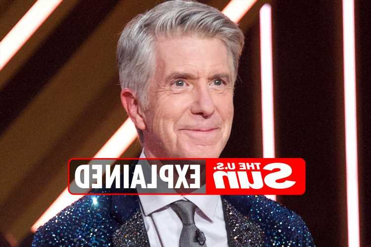 Was Tom Bergeron fired from Dancing with the Stars?