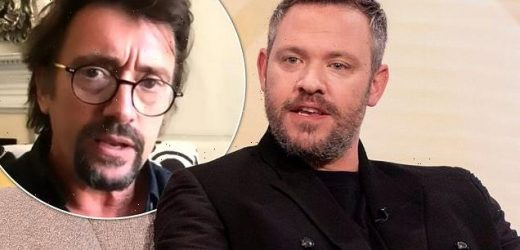 Will Young hits out at Richard Hammond for making 'homophobic jokes'