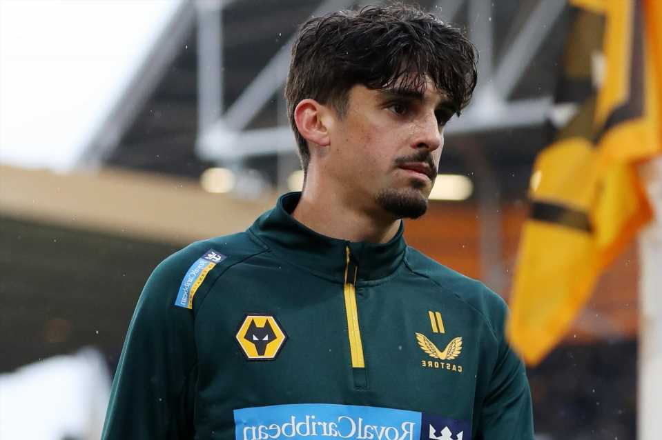 Wolves star Francisco Trincao tests positive for Covid and facing race against time to be fit for Aston Villa clash