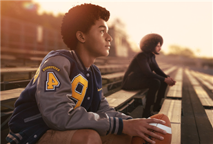 Young Colin Kaepernick Is Challenged to 'Prove Them Wrong' in Trailer for Colin in Black and White Drama Series
